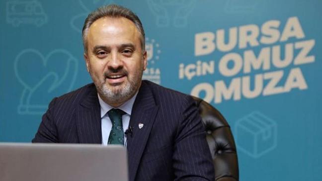 Bursa Büyükşehir Belediye Başkanı Aktaş açıkladı... 50 milyon lira destek verilecek