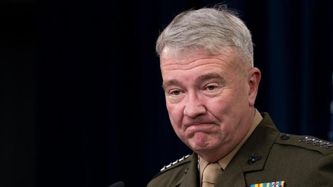 """CENTCOM Komutanı McKenzie: """"Türkiye ile 5. Madde üzerine kurulu ilişkimiz var"""""""