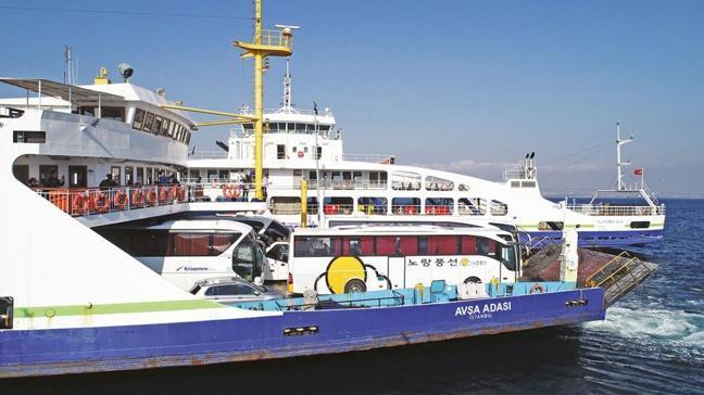 Gestaş Deniz Ulaşım filosunu güçlendiriyor! 15 ayda 8 gemi