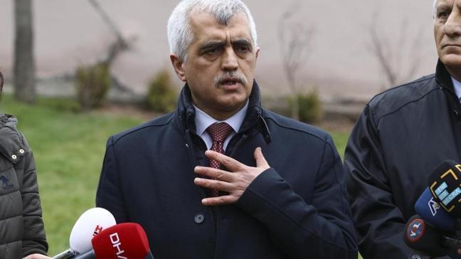 HDP'li Gergerlioğlu hakkında 'kamu görevini usulsüz üstlenme' iddianamesi