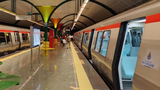 İstanbul'da metro seferlerine tam kapanma düzenlemesi