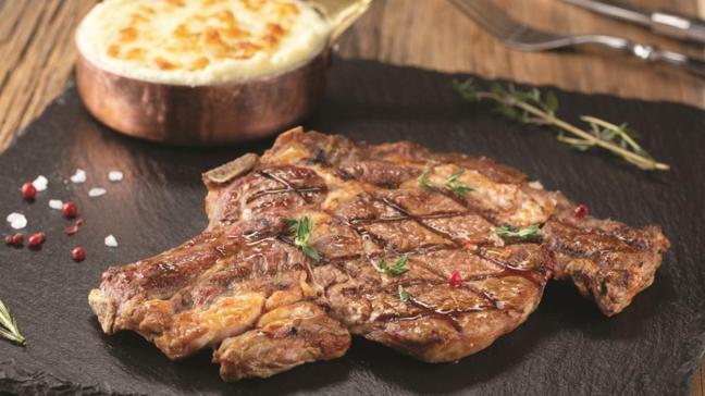 """Kremalı enginar püreli dana biftek tarifi ve malzemeleri! Kremalı enginar püreli dana biftek nasıl yapılır"""""""