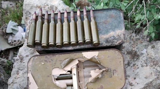 Milli Savunma Bakanlığı: Pençe operasyonlarında tuzaklar temizleniyor