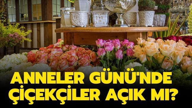 """Yasaklarda çiçekçiler açık olacak mı"""" Anneler Günü'nde çiçekçiler çalışacak mı"""""""