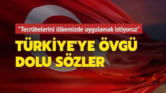 Ukrayna'dan Türk turizmine övgü: Türkiye'nin tecrübesini ülkemizde uygulamak istiyoruz