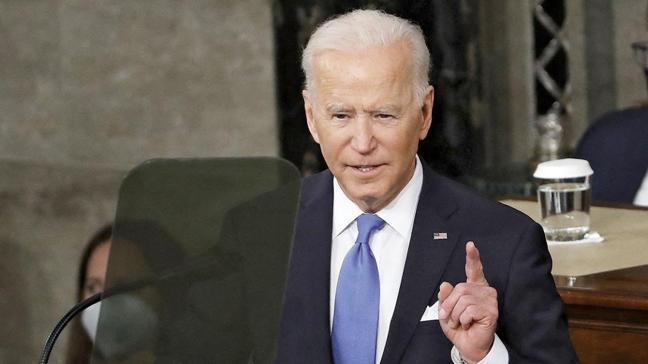 ABD Başkanı Joe Biden: Çin'le çatışmayacağız