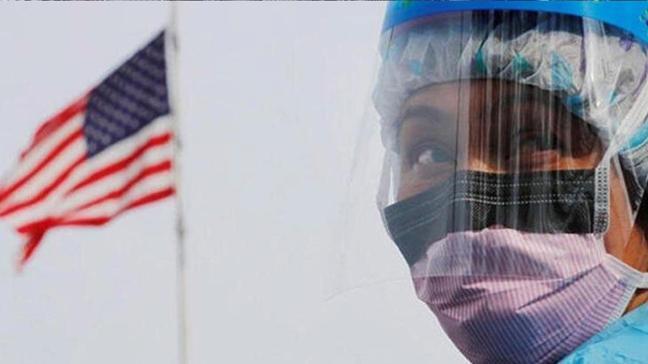 ABD'de son 24 saatte 958 kişi koronavirüsten hayatını kaybetti
