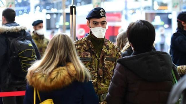 Avrupa'da koronavirüs tedbirleri... Yasaklarla geçiyor