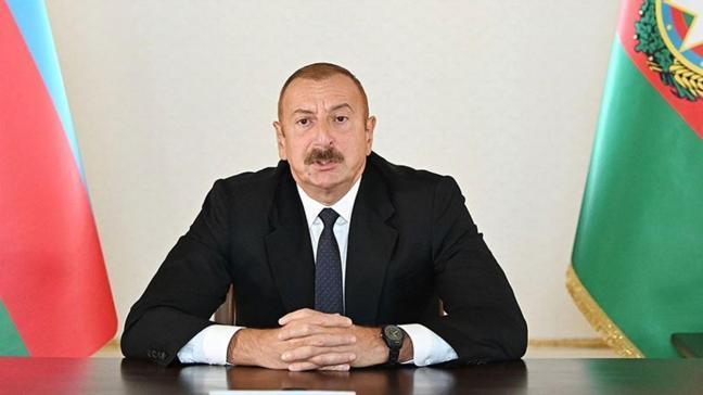 """Azerbaycan Cumhurbaşkanı Aliyev, ABD Dışişleri Bakanı Blinken ile görüştü: """"Biden'ın 1915 açıklamasından rahatsızız"""""""