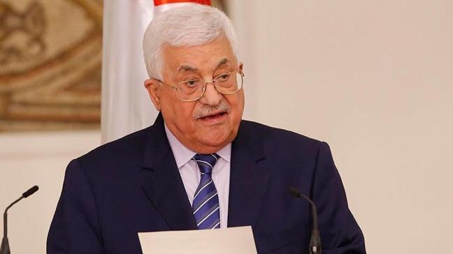 Filistin Devlet Başkanı Abbas'tan seçim açıklaması