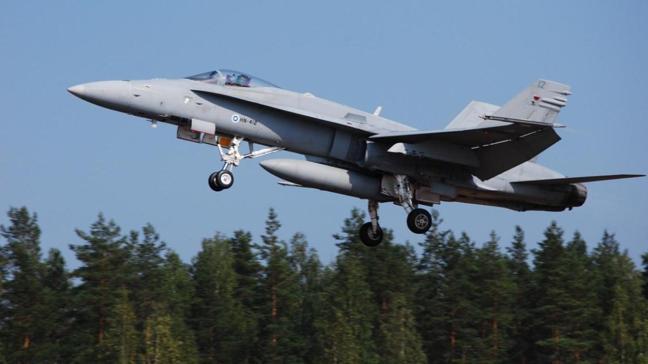Finlandiya savaş uçağı ihalesi açtı... 5 şirketten teklif aldı