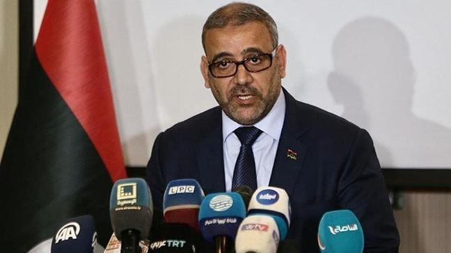 Libya Devlet Yüksek Konseyi Başkanı el-Mişri'den referandum açıklaması