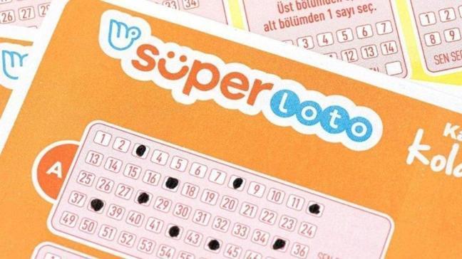 Süper Loto çekilişi 29 Nisan Milli Piyango sonuçları! MPİ Süper Loto bilet sorgulama, kazandıran numaralar