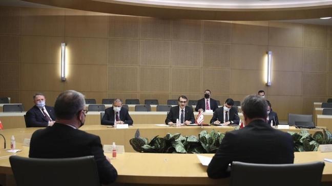 Türkiye ile KKTC arasında petrol ürünleri ticaretinde işbirliği anlaşması imzalandı