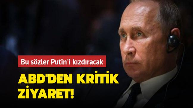 ABD Dışişleri Bakanı Blinken: Putin'in yapmayı ya da yapmamayı seçebileceği pek çok husus var