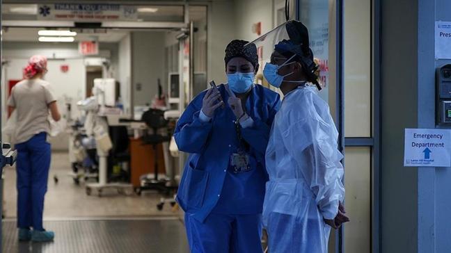ABD'de koronavirüste can kaybı sayısı 575 bini aştı