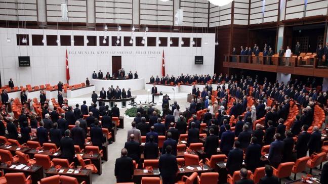 AK Parti İcra ve İflas Kanunu'nda değişiklik içeren teklifi Meclis'e sundu