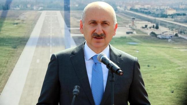 Bakan Karaismailoğlu Türkiye'nin yolcu sayısında sırasını açıkladı