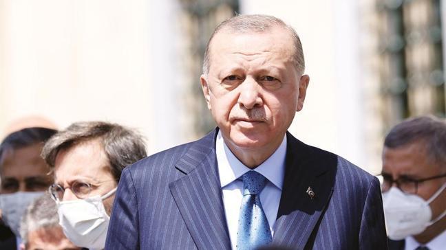 Başkan Erdoğan: Aşı için gerekirse Putin'i ararım