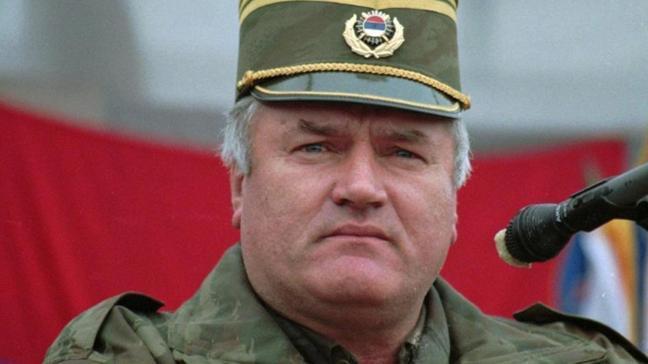 """""""Bosna Kasabı"""" lakaplı Ratko Mladic'in davasında nihai karar 8 Haziran'da çıkacak"""