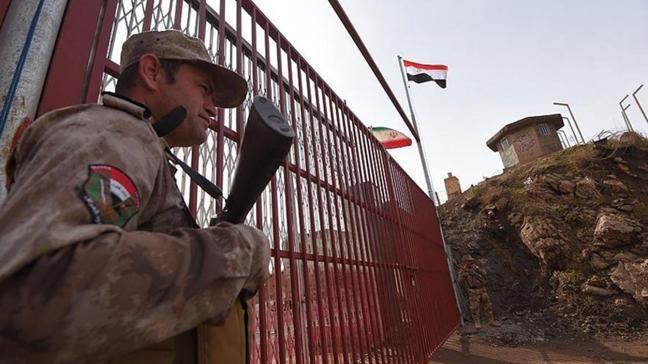 İran sınırları kapattı