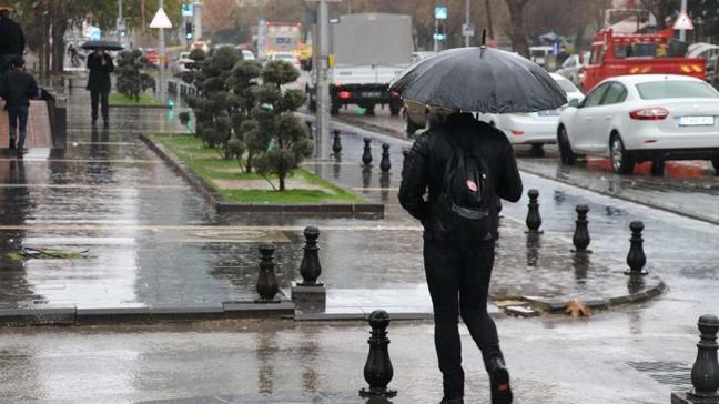 Meteoroloji bölge bölge uyardı: Sağanak bekleniyor