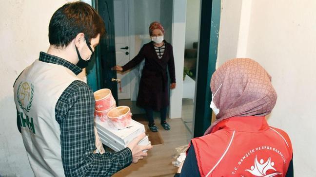 Ordulu gençler Osmanlı geleneğini yaşatıyor