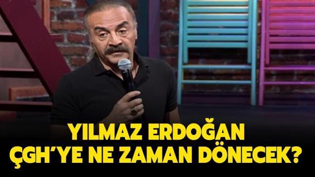 """Yılmaz Erdoğan Çok Güzel Hareketler 2'ye geri dönmeyecek mi"""" Yılmaz Erdoğan ÇGH'ye ne zaman dönecek"""""""
