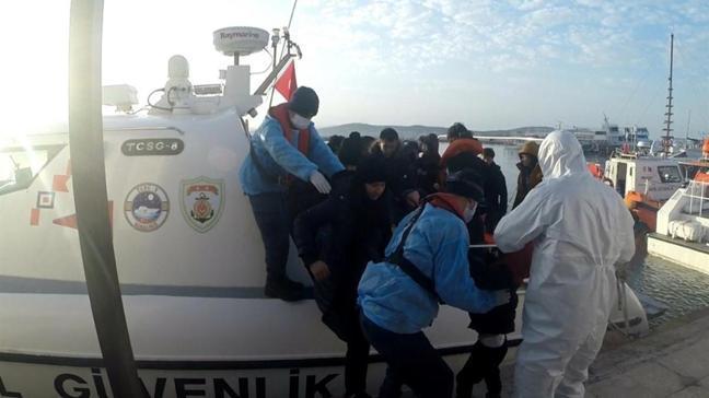 Yunanistan'ın ittiği göçmenlere Türk eli uzatıldı