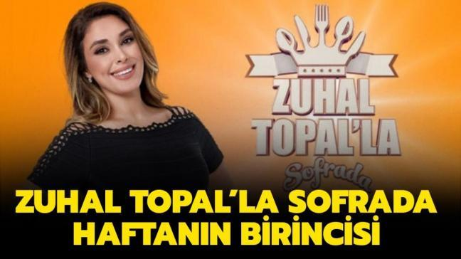 "30 Nisan Zuhal Topal'la Sofrada haftanın birincisi kim"" İşte Zuhal Topal'la Sofrada kazanan isim..."