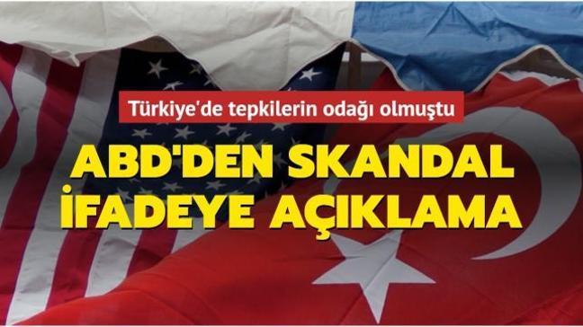 Türkiye'de tepkilerin odağı olmuştu: ABD'den Biden'ın skandal ifadesine açıklama
