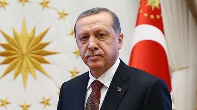 Başkan Erdoğan'dan Pençe-Yıldırım şehitlerine taziye mesajı