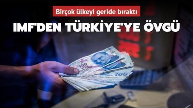 Türkiye en fazla likidite desteği sağlayan ülke oldu