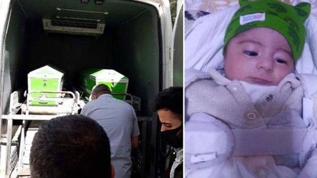 Gaziantep'te acı olay: 7 aylık Azra bebek beşiğinde ölü bulundu