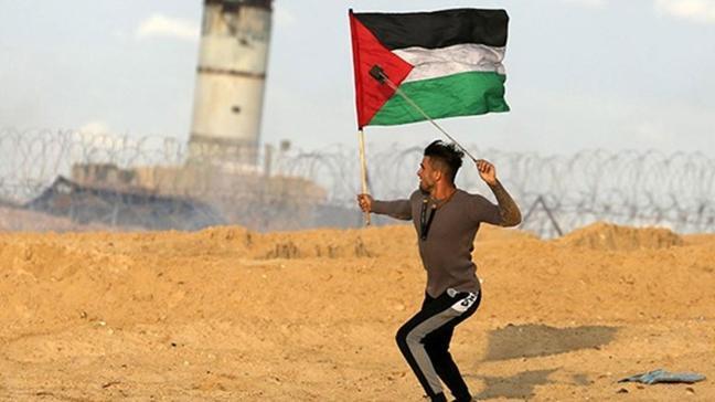 İşgalci İsrail güçleri Filistinli kadını ağır yaraladı