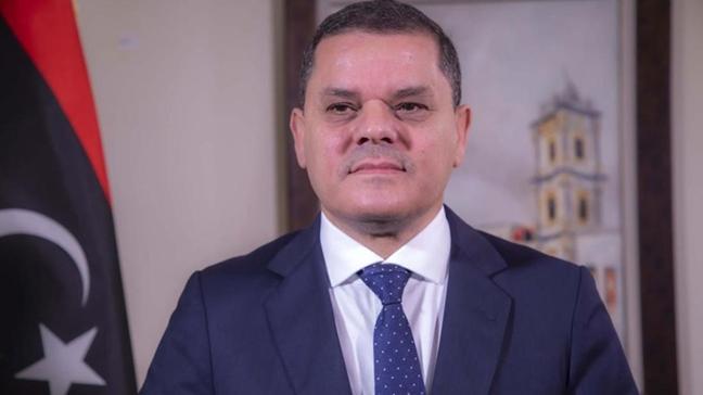Libya Başbakanı Dibeybe Türk işçilerle iftarda