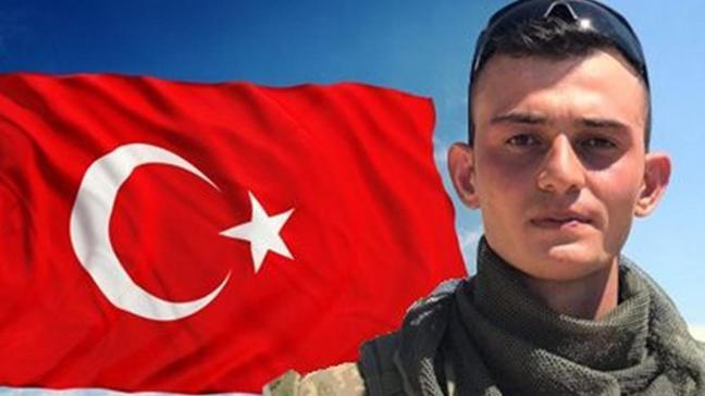 Şehit Piyade Uzman Çavuş Ahmet Asan için taziye mesajları