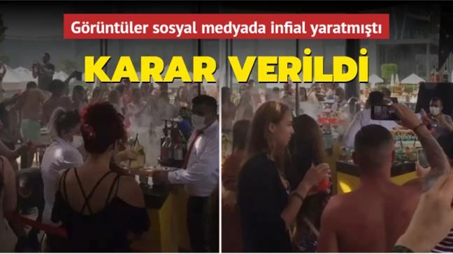 Koronavirüs önlemlerini hiçe sayan Manavgat'taki otele 6 bakanlıktan inceleme