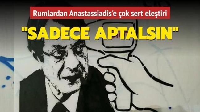 """Anastasiadis'e içeriden sert eleştiri: """"Sadece aptalsın"""""""