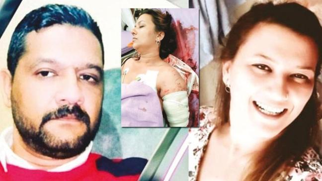 7 yerinden bıçaklayan saldırganla evlendi