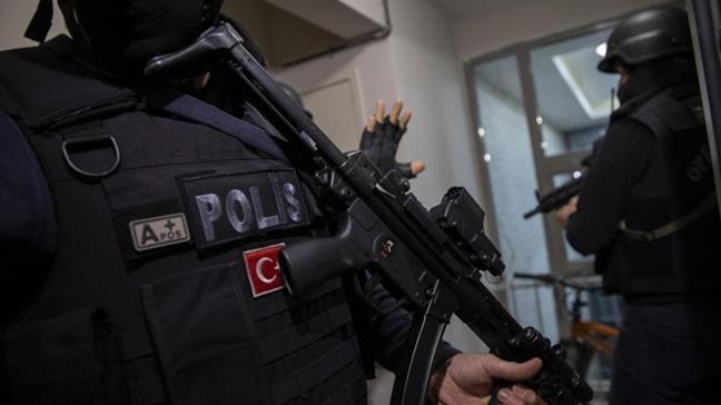 DEAŞ'lı teröristlere 4 koldan nisan darbesi: 145 gözaltı
