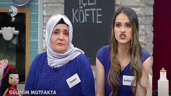 """Gelinim Mutfakta Kardelen kimdir ve kaç yaşında"""" Kardelen ve kayınvalidesi Nuray Hanım nereli"""""""