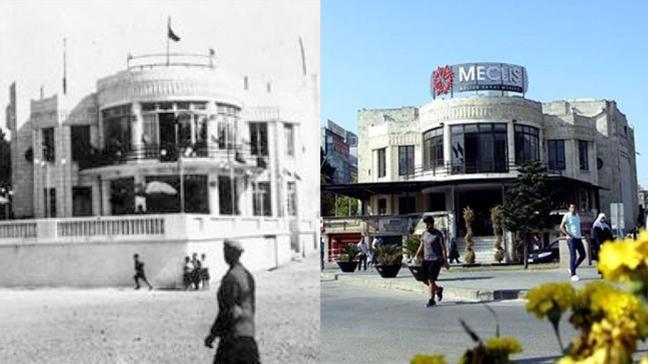 Hatay'daki tarihi meclis binasında restorasyon tamamlanmak üzere