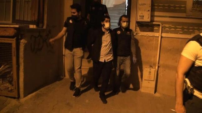 İstanbul'da DEAŞ operasyonu: 16 şüpheli gözaltına alındı