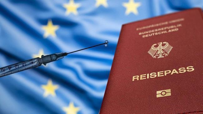 """Son dakika haberi: AB'den """"aşı pasaportu"""" açıklaması"""