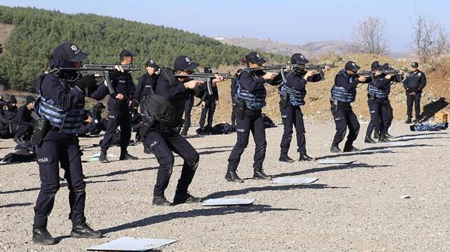 TİKA ve EGM işbirliği... Uluslararası polis eğitimleri sürüyor