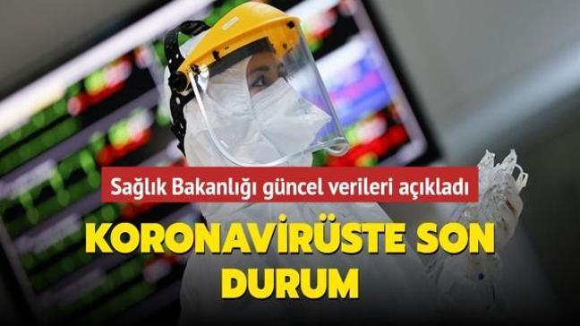 Sağlık Bakanlığı Kovid-19 salgınında son durumu açıkladı... İşte 4 Mayıs 2021 koronavirüs tablosu