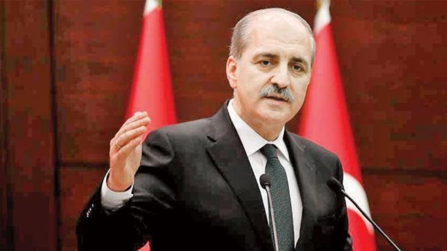 AK Parti Genel Başkanvekili Numan Kurtulmuş: ABD, Ermeni lobisine rehin
