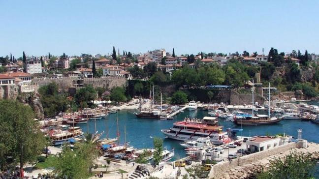 Antalya Muratpaşa'da 280 bin TL'ye satılık 2+1 daire!