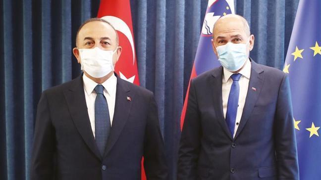 Dışişleri Bakanı Mevlüt Çavuşoğlu: AB'de İslamofobi ve anti-semitizm artışta